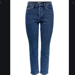 ONLY Josie High-Rise Slim Jeans